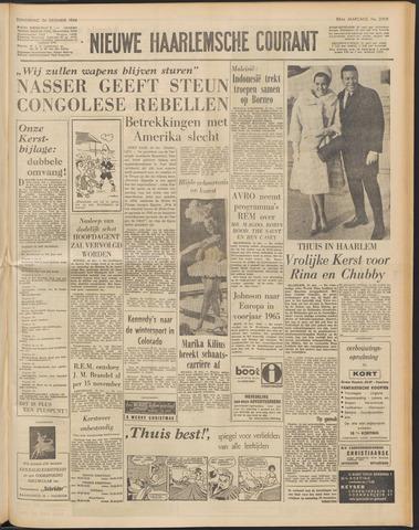 Nieuwe Haarlemsche Courant 1964-12-24