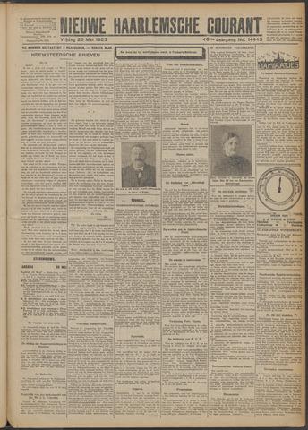 Nieuwe Haarlemsche Courant 1923-05-25