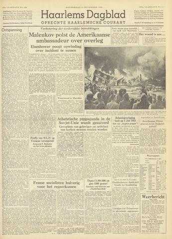 Haarlem's Dagblad 1954-11-11