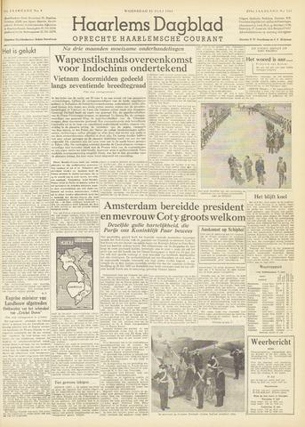 Haarlem's Dagblad 1954-07-21