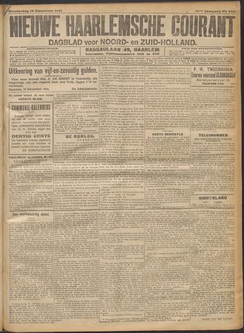 Nieuwe Haarlemsche Courant 1916-12-14