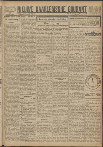 Nieuwe Haarlemsche Courant 1923-04-20