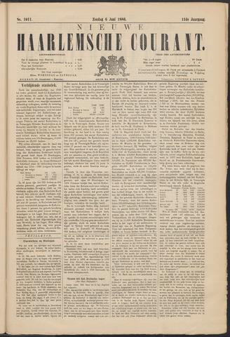 Nieuwe Haarlemsche Courant 1886-06-06