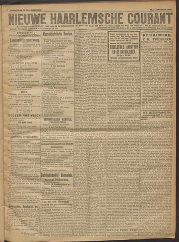 Nieuwe Haarlemsche Courant 1918-12-19