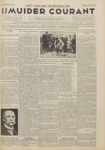 IJmuider Courant 1938-04-26