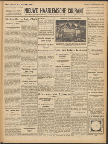 Nieuwe Haarlemsche Courant 1933-02-03