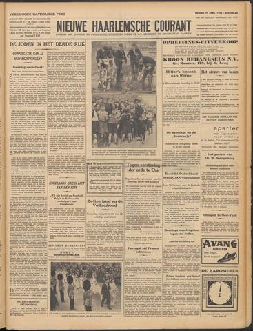 Nieuwe Haarlemsche Courant 1938-04-29