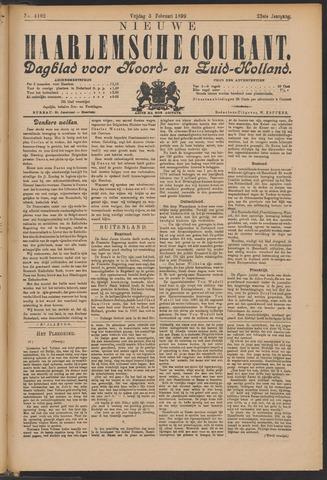 Nieuwe Haarlemsche Courant 1899-02-03
