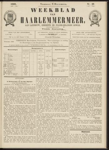 Weekblad van Haarlemmermeer 1869-12-03