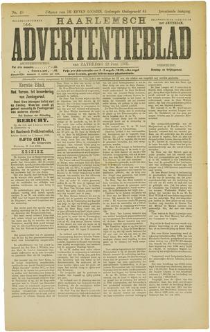Haarlemsch Advertentieblad 1895-06-22