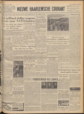 Nieuwe Haarlemsche Courant 1952-03-08