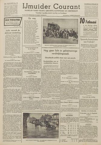 IJmuider Courant 1939-02-02