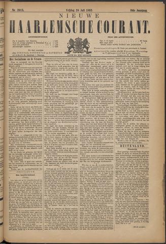 Nieuwe Haarlemsche Courant 1893-07-28