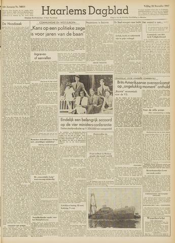 Haarlem's Dagblad 1947-12-12