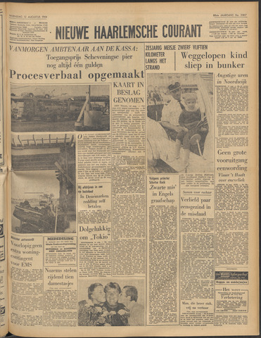 Nieuwe Haarlemsche Courant 1964-08-12