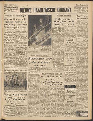 Nieuwe Haarlemsche Courant 1955-10-15