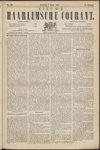 Nieuwe Haarlemsche Courant 1882-03-09