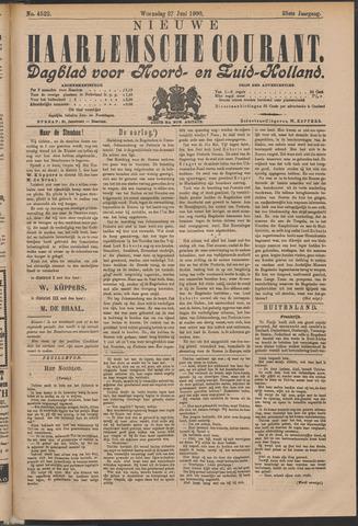 Nieuwe Haarlemsche Courant 1900-06-27