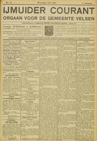 IJmuider Courant 1916-07-05