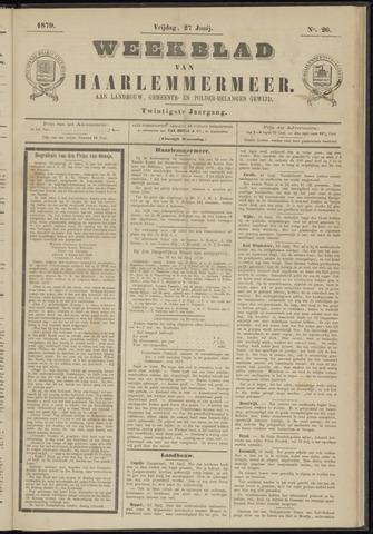 Weekblad van Haarlemmermeer 1879-06-27