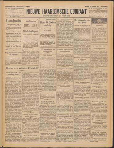 Nieuwe Haarlemsche Courant 1941-02-28