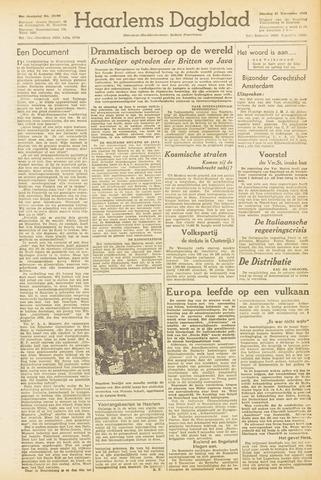 Haarlem's Dagblad 1945-11-27