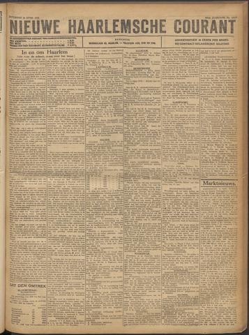 Nieuwe Haarlemsche Courant 1921-04-16