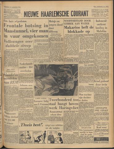 Nieuwe Haarlemsche Courant 1964-08-19