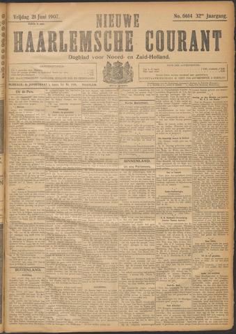 Nieuwe Haarlemsche Courant 1907-06-21