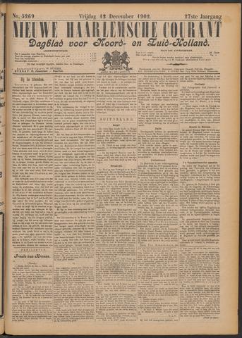 Nieuwe Haarlemsche Courant 1902-12-12