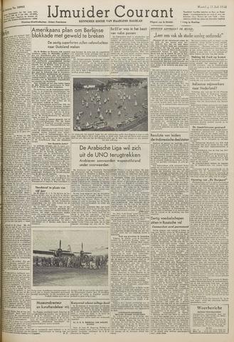 IJmuider Courant 1948-07-19