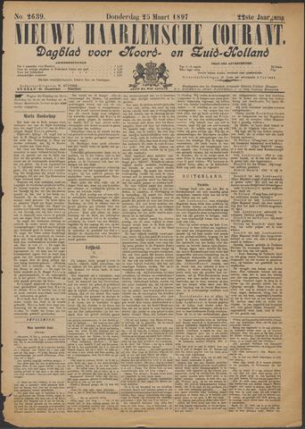 Nieuwe Haarlemsche Courant 1897-03-25