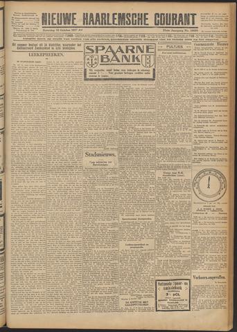 Nieuwe Haarlemsche Courant 1927-10-15