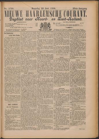 Nieuwe Haarlemsche Courant 1904-06-20
