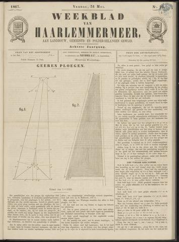 Weekblad van Haarlemmermeer 1867-05-31