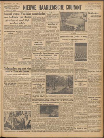 Nieuwe Haarlemsche Courant 1948-07-07