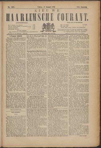 Nieuwe Haarlemsche Courant 1890-01-17