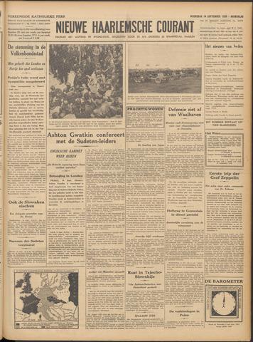 Nieuwe Haarlemsche Courant 1938-09-14