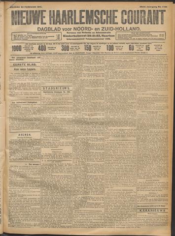 Nieuwe Haarlemsche Courant 1912-02-23