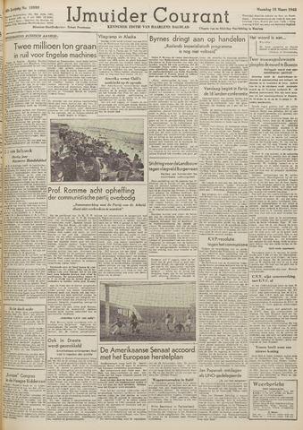 IJmuider Courant 1948-03-15
