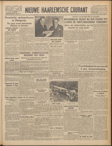 Nieuwe Haarlemsche Courant 1949-12-30