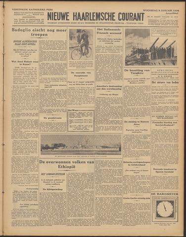 Nieuwe Haarlemsche Courant 1936-01-08