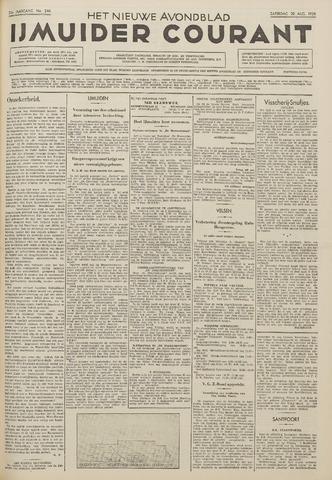 IJmuider Courant 1938-08-20