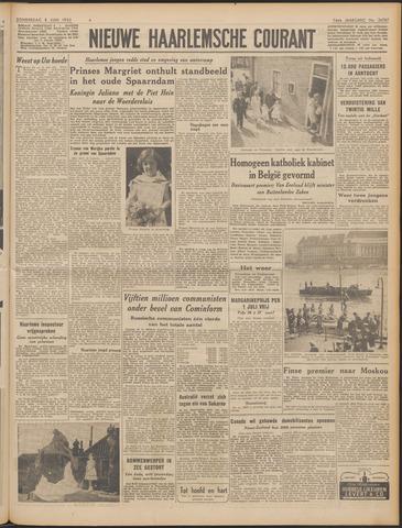 Nieuwe Haarlemsche Courant 1950-06-08