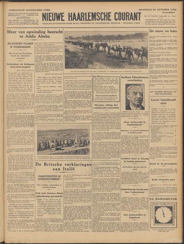 Nieuwe Haarlemsche Courant 1935-10-21