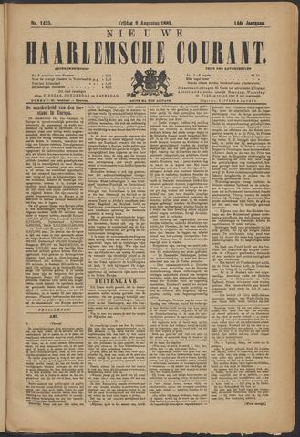 Nieuwe Haarlemsche Courant 1889-08-09