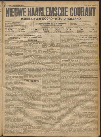 Nieuwe Haarlemsche Courant 1915-10-07