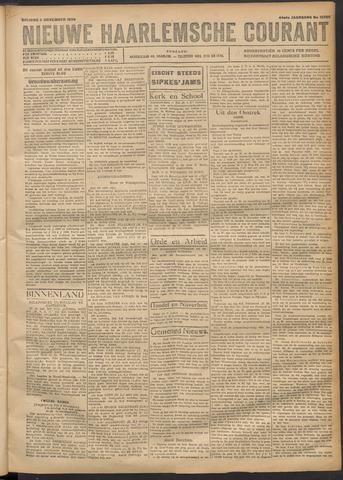 Nieuwe Haarlemsche Courant 1920-11-05
