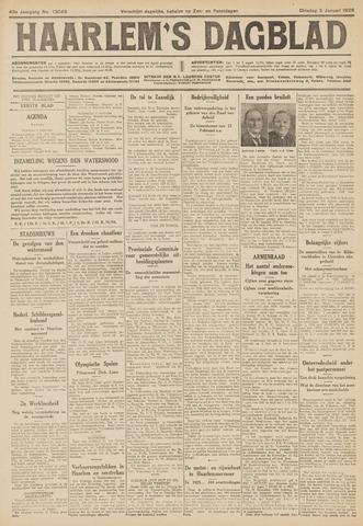 Haarlem's Dagblad 1926-01-05