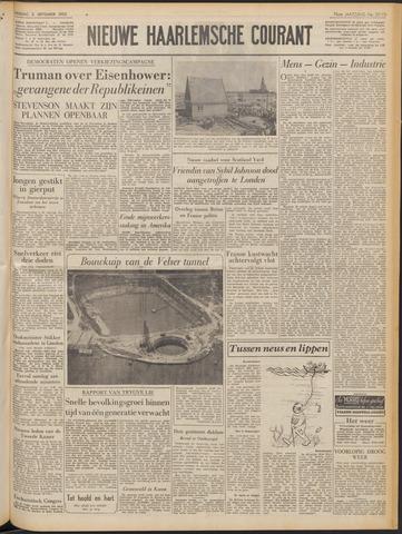 Nieuwe Haarlemsche Courant 1952-09-02
